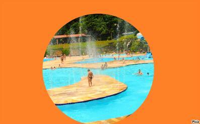 Clube Alpes da Cantareira parque aquático